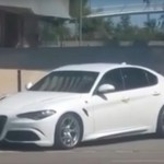 Седан Alfa Romeo Giulia покажут уже в самом ближайшем времени